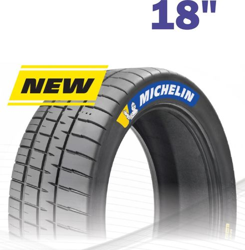 Michelin Rallyereifen 20/65-18 MW1 (Regen+Intermed)