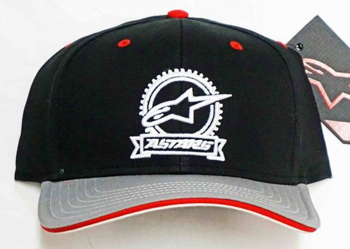Cap Alpinestars Black